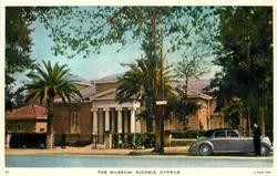 THE MUSEUM, NICOSIA