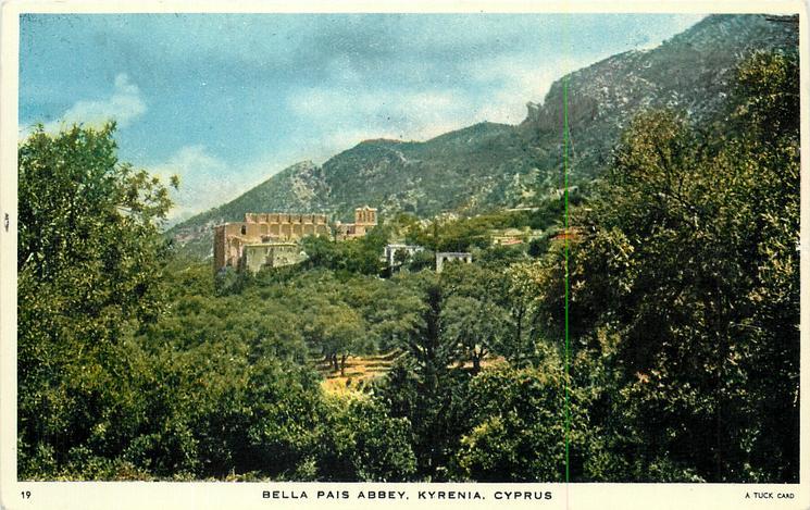 BELLA PAIS ABBEY, KYRENIA