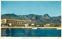 DOME HOTEL, KYRENIA