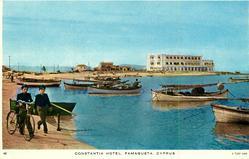 CONSTANTIA HOTEL, FAMAGUSTA