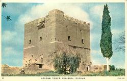KOLOSSI TOWER, LIMASSOL