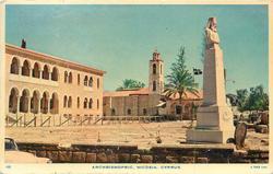 ARCHBISHOPRIC, NICOSIA