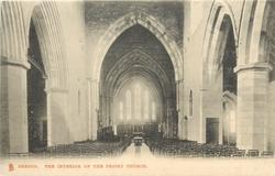 THE INTERIOR OF THE PRIORY CHURCH