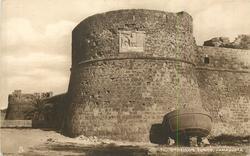 OTHELLO'S TOWER, FAMAGUSTA