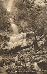 WATERFALL, MESOPOTAMOS