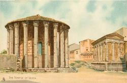 THE TEMPLE OF VESTA