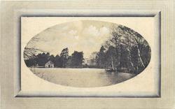 ROYAL MILITARY COLLEGE AND LAKE, SANDHURST