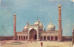 THE JUMMA MUSJID