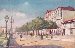 PASEO ALFONSO XIII.