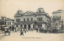 THE GENERAL POST OFFICE