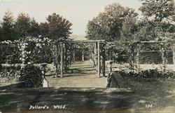 POLLARD'S WOOD  view of gardens