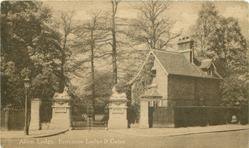 ENTRANCE LODGE & GATES
