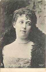 MISS ELLIS JEFFREYS