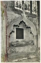BISHOP LANGTON'S TOMB
