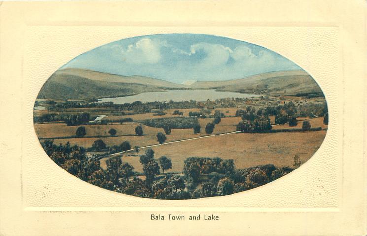 BALA TOWN AND LAKE