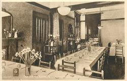 THE DINING ROOM, GLENDERMOTT, CRAIGMORE, BUTE