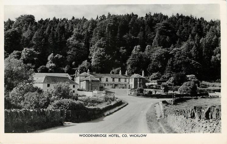 WOODENBRIDGE HOTEL, CO. WICKLOW