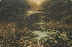 CLAYPOT BRIDGE, CULLEN, BURN