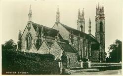 BOOTON CHURCH