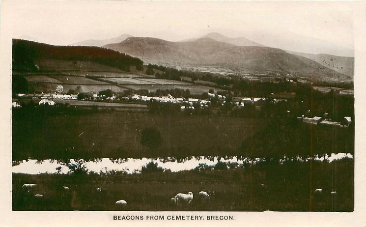 BEACONS FROM CEMETERY
