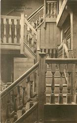 STAIRCASE, UNCLE TOM'S CABIN, CHESTER