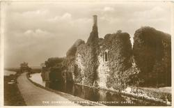 THE CONSTABLE'S HOUSE, CHRISTCHURCH CASTLE