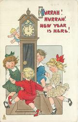 HURRAH! HURRAH! NEW YEAR IS HERE!