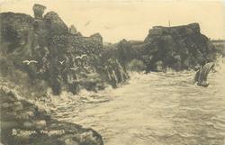 THE CASTLE  sea scene
