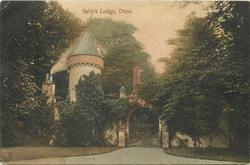 SALLY'S LODGE
