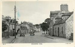 KINCARDINE O'NEIL  village street