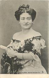 MISS FANNY WENTWORTH