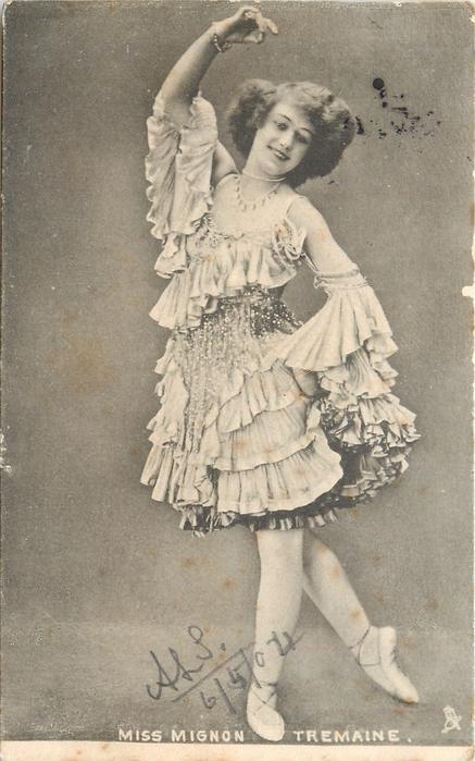 MISS MIGNON TREMAINE
