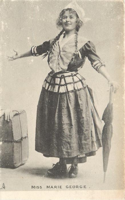 MISS MARIE GEORGE