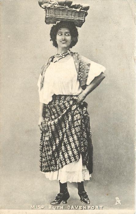 MISS RUTH DAVENPORT