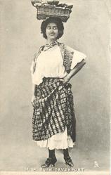 MISS RUTH DAVENPORT