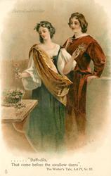 FLORIZEL AND PERDITA