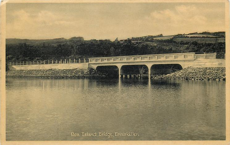 BOA ISLAND BRIDGE