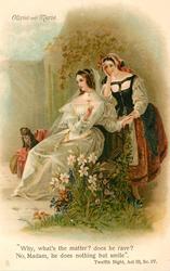 OLIVIA AND MARIA