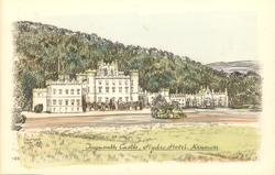 TAYMOUTH CASTLE, HYDRO HOTEL