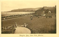 DOUGLAS BAY, FROM VILLA MARINA