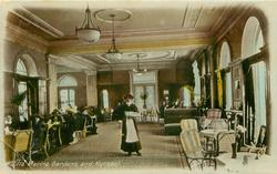 VILLA MARINA GARDENS AND KURSAAL  indoor view