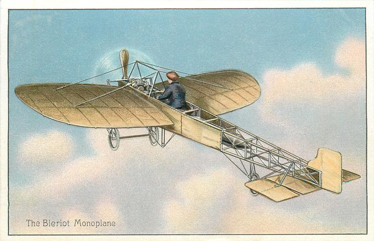 THE BLERIOT MONOPLANE