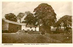 DALE HEAD, YOUTHS' HOSTEL, DUDDON VALLEY