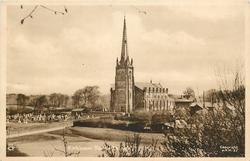 Postcards in England - Lancashire - TuckDB Postcards