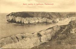 NORTH LANDING & LIGHTHOUSE