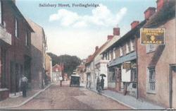 SALISBURY STREET