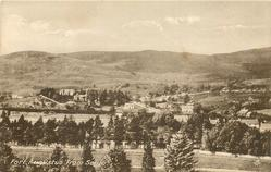 FORT AUGUSTUS FROM SOUTH