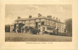 FRESHWATER BAY HOTEL, I.O.W