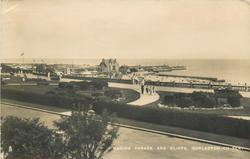 MARINE PARADE AND CLIFFS