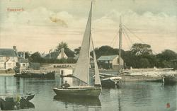 EMSWORTH sailing boats